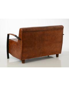 Canapé 2 places en cuir - Amadeus