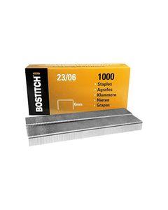 BOSTITCH Boite de 1000 agrafes 23/ 6 mm G