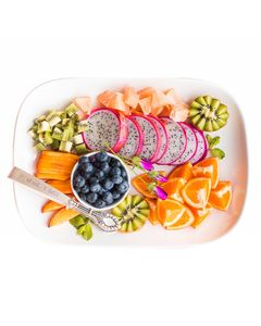 Fruit de Jacquier thaïlandais au sirop en conserve - Marque Coq - Fruits exotiques - 565G - 4 boîtes