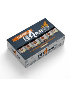 Coffret de 6 Barbecue RUB – 600g