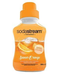 Sodastream Concentré Saveur Orange 500ml (lot de 3) 3009333