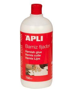 APLI Vernis colle 750 ml sans solvant