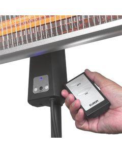 Chauffage de Terrasse Electrique avec Télécommande - 1800 W -