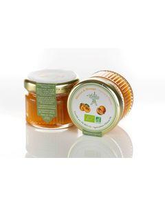 Préparation bio d'abricot orange 5 cartons de 80 pots