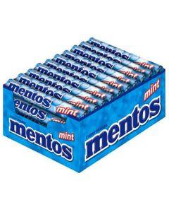 Mentos Menthe Maxi Pack (Boîte de 40 pièces)