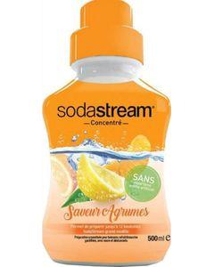 Sodastream Concentré Saveur Agrumes 500ml (lot de 3) 30025993