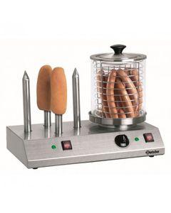 Appareil Hot Dog Professionnel 4 Plots - Bartscher -                                                              285