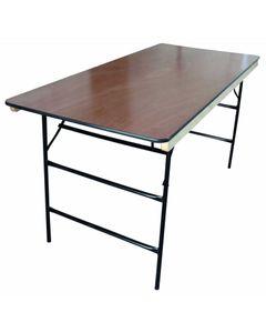Table Pliante Buffet en Bois - 200 x 90 cm -