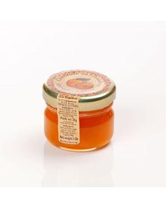 Confiture d'abricot par 5 cartons de 80 pots