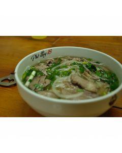 Assaisonnement / Pâte instantanée pour soupe Pho (soupe de boeuf vietnamienne) 227g - Marque Coq - 1 pot