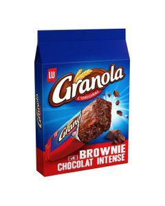 LU Granola L'Original Brownie Chocolat Intense 180g (lot de 6)