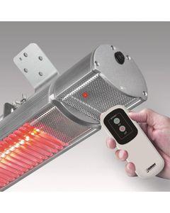 Lampe Chauffante de Terrasse avec Télécommande - 2200 W -