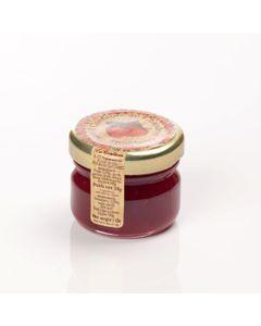 Confiture de fraise 5 cartons de 80 pots
