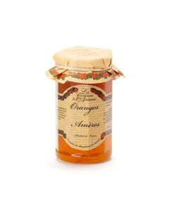 Marmelade d'orange amère 5 cartons de 6 pots
